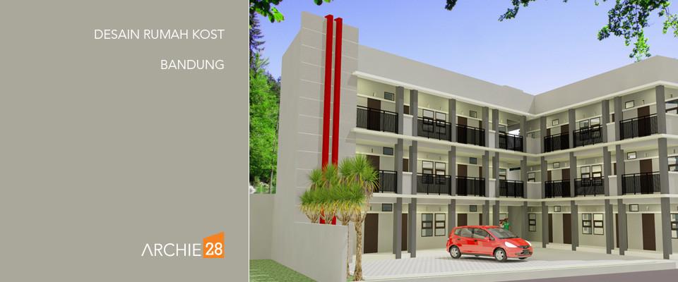 Desain Rumah Kost