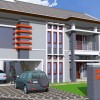 Desain Rumah Kantor Minimals – Sukaluyu Bandung