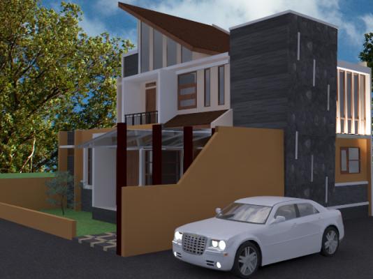 Desain Rumah – Cimindi , Bandung