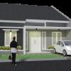 Desain Rumah – Komp. Pasadena, Bandung