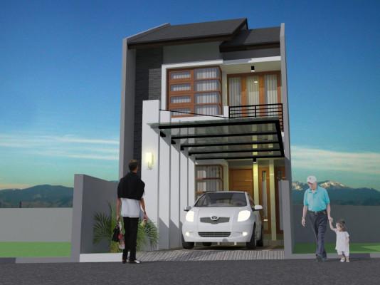 Desain Rumah Minimalis – Magelang