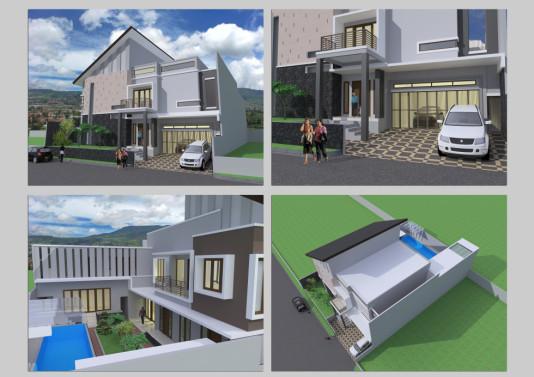 Rumah Tinggal di Setiabudi, Bandung