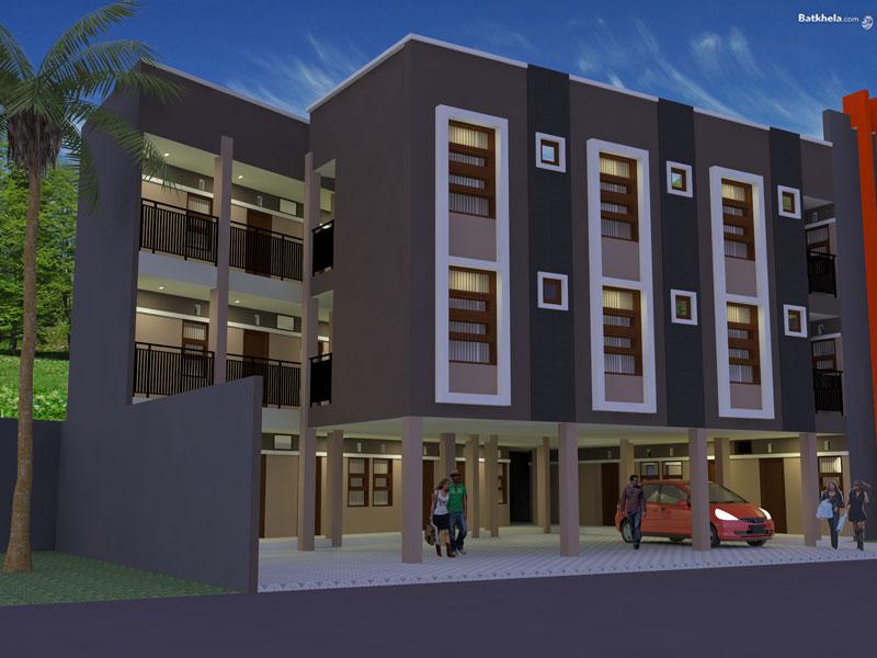 Desain Rumah Kost – Buah Batu – Bandung  ARCHIE 28  JASA DESAIN