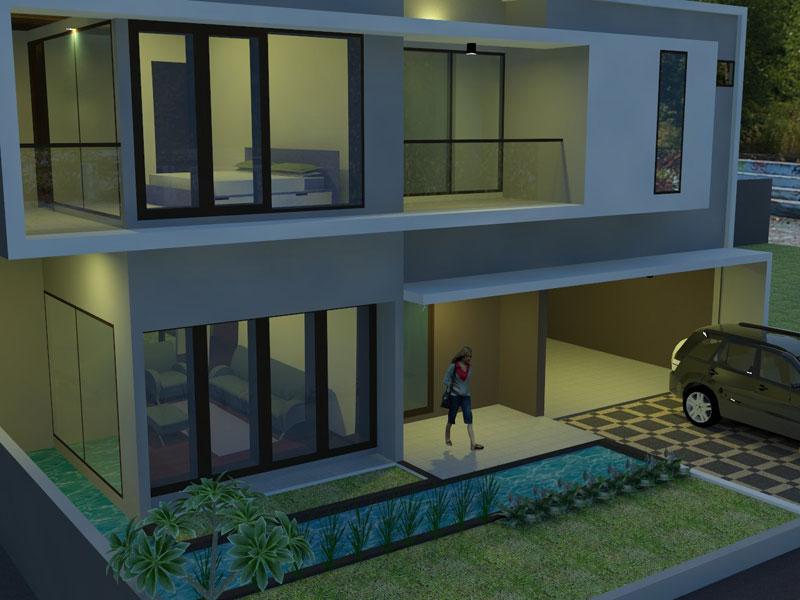 jpeg, Desain Rumah Minimalis Tropis Di Bandung Jasa Desain Rumah Murah