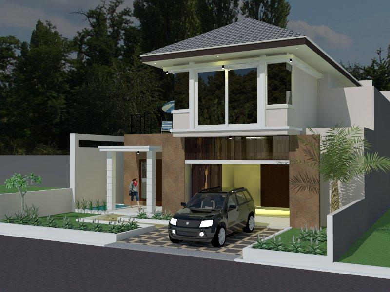 Desain Rumah Minimalis \u2013 Jl. Aceh \u2013 Bandung & Desain Rumah Minimalis \u2013 Jl. Aceh \u2013 Bandung | ARCHIE 28 - JASA ...