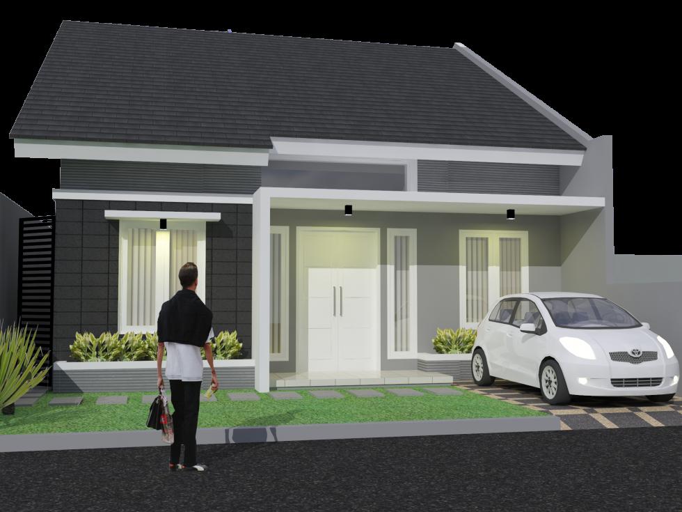 Desain Rumah \u2013 Komp. Pasadena Bandung