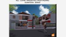 Rumah Kost di Pauh Padang Sumatra Barat
